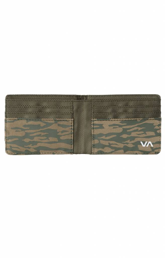 RVCA Wallie Wallet Olive