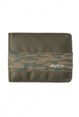 RVCA Wallie Wallet Olive