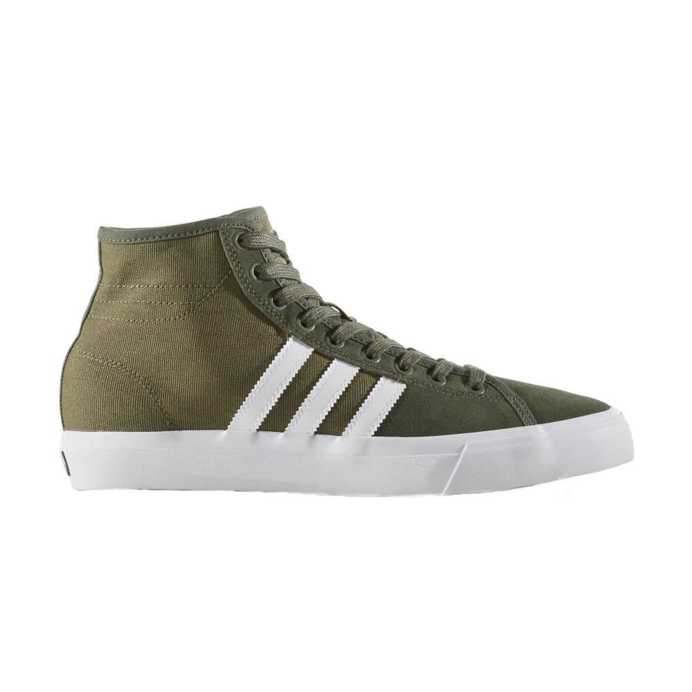 Adidas Matchcourt High RX Olive/White