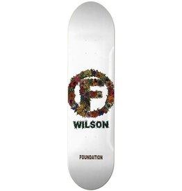 "Foundation Skateboards Wilson Tall Boy 8.25"""