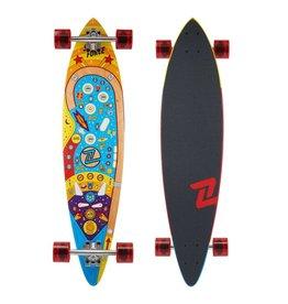 """Z Flex Z-Flex Pintail Longboards 38"""" Starforce"""