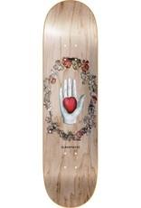 "Lovesick Skateboards Wreath Logo 8.0"""