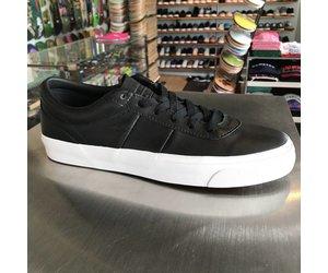 68808cc8009a4b Converse USA Inc. One Star CC Black White Leather - APB Skateshop LLC.