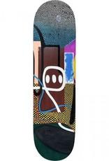 "Baker Skateboards Checkered Puzzle RH 8.125"""