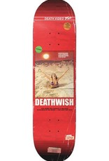 Deathwish Skateboards VHS Wasteland 2 JD 8.0""