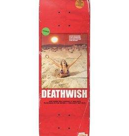 "Deathwish Skateboards VHS Wasteland 2 JD 8.0"""