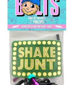 "Shake Junt Jamie Foy 1"" SJ Phillips Hardware"