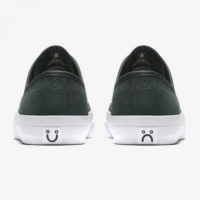 Converse USA Inc. JP Pro OX Deep Emerald