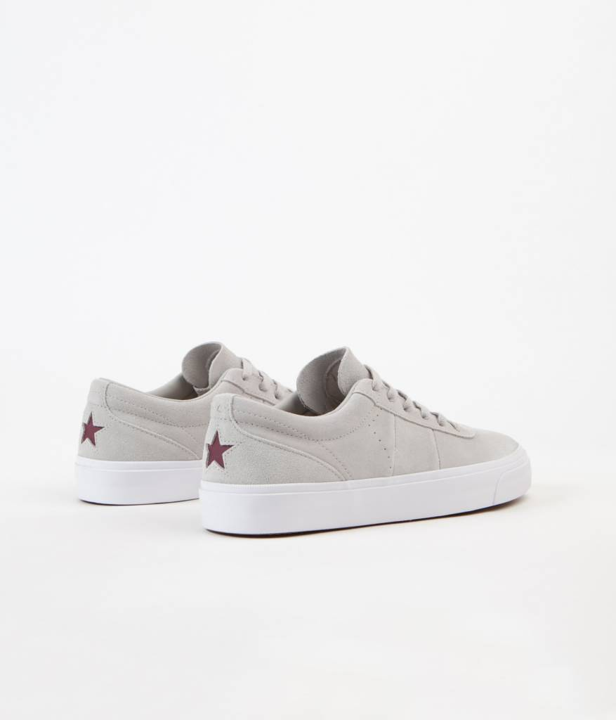 Converse USA Inc. One Star CC OX Pale Grey