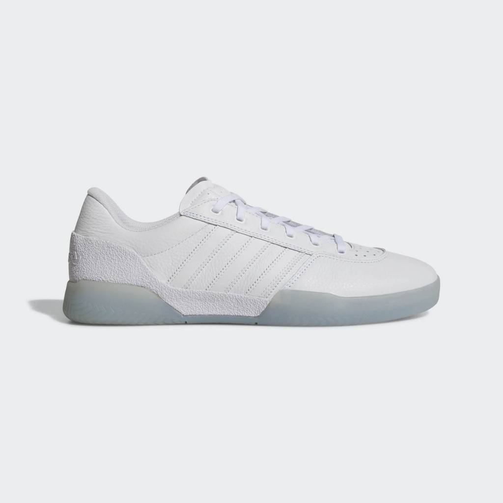 Adidas City Cup White/White