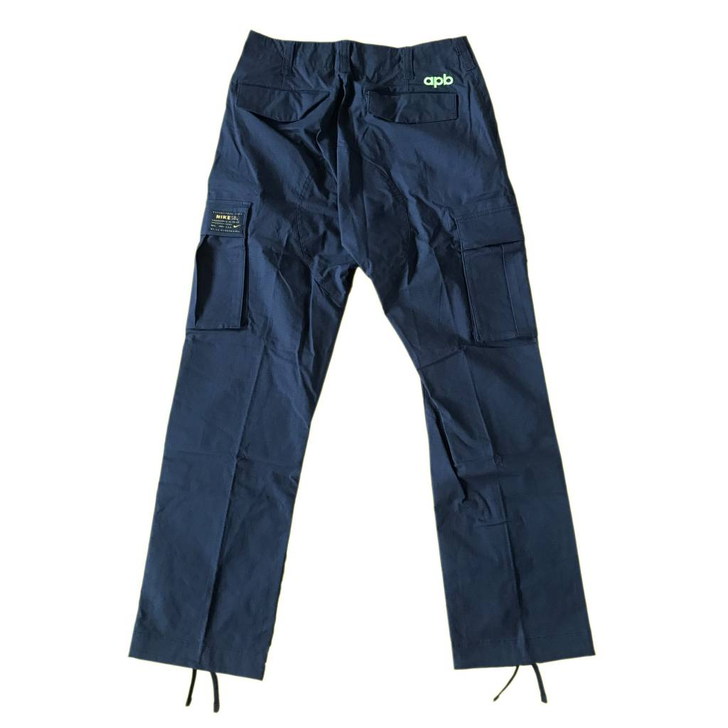 49e45a485cc Nike USA, Inc. APB x Nike SB Flex Cargo Pant Black - APB Skateshop LLC.