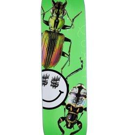 Quasi Skateboards Bug Green 8.5