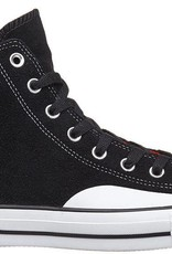 Converse USA Inc. CTAS Pro Hi Black/Enamel Red