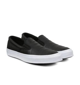 Converse USA Inc. Deckstar SP Slip Black/Black/White
