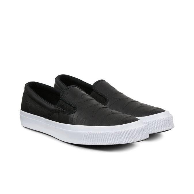 Converse USA Inc. Deckstar SP Slip Black/Black/White