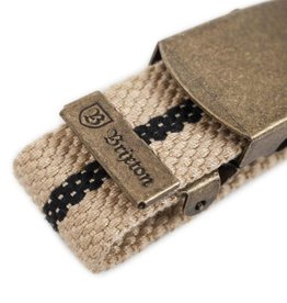 Brixton Edwards Belt Khaki
