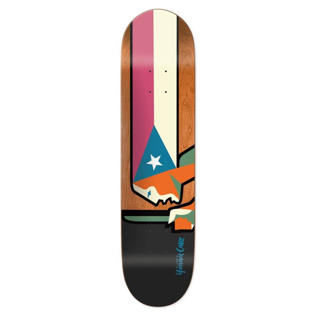Chocolate Skateboards Cruz Lady 8.375""
