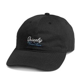 Primitive Script Logo Dad Hat