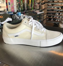 Vans Shoes Old Skool Pro White/Black