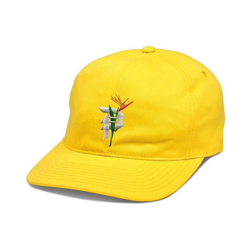 cdf6323b673a3 Dirty P Dad Hat Yellow - APB Skateshop LLC.