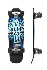 "Dogtown Dogtown Cross Logo Mini 7.625"" Complete"
