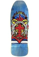Dogtown Scott Oster Reissue Transparent Blue 10.375""