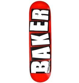 """Baker Skateboards Brand Logo White 8.0"""""""