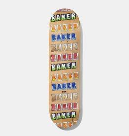 "Baker Skateboards Colored Pencil DO 8.475"""