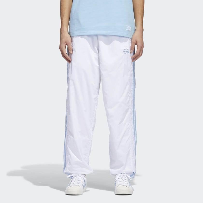 Adidas Adidas x Krooked Track Pant White/Blue