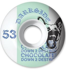 Chocolate Skateboards Darkside Staple 53mm