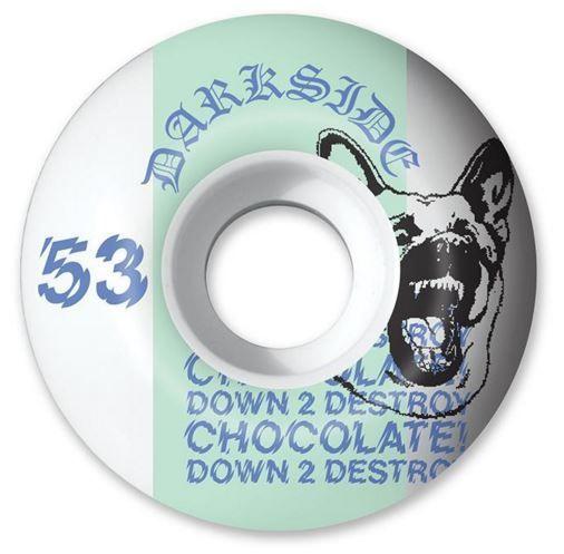 Chocolate Skateboards Darkside Staple 53mm