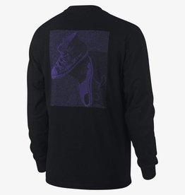 Converse USA Inc. Cons Purple L/S Black