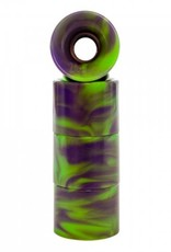 Penny Skateboards Penny Wheel Green/Purple Swirl 59mm