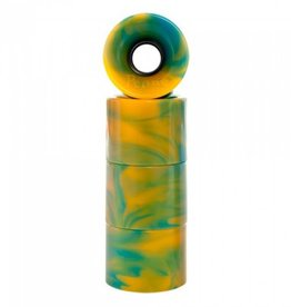 Penny Skateboards Penny Wheel Blue/Orange Swirl 59mm