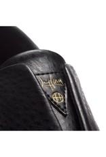 HUF Dylan Slip On BlackWhite Leather