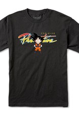 Primitive Goku Young Black Tee