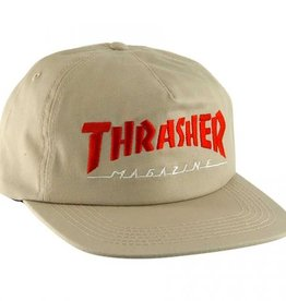 Thrasher Mag. Mag Logo Two Tone Hat