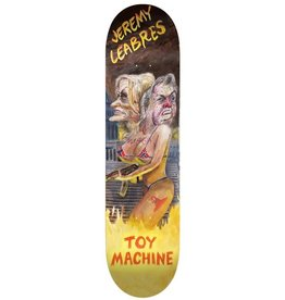 Toy Machine Leabres Magamutant 8.25""