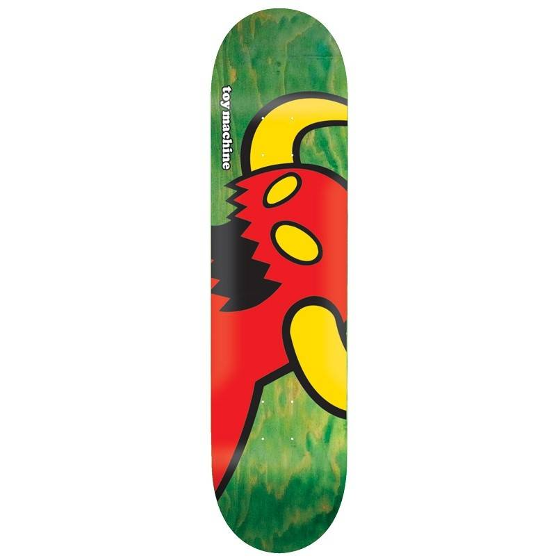 Toy Machine Vice Monster Green 7.375""