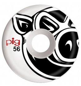 Pig Wheels Pig Head C-Line 56mm