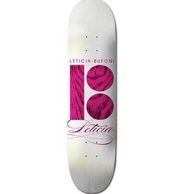 """Plan B Skateboards Leticia Script Mini 7.3"""""""