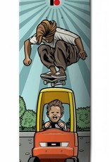"Plan B Skateboards Sheffey Ollie Mini 7.6"""