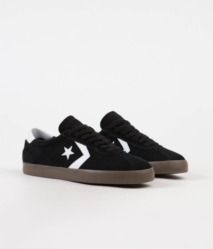Converse USA Inc. Breakpoint Pro OX Black/White/Gum