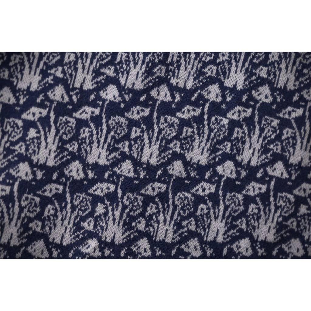 HUF Dont Trip S/S Knit Blue