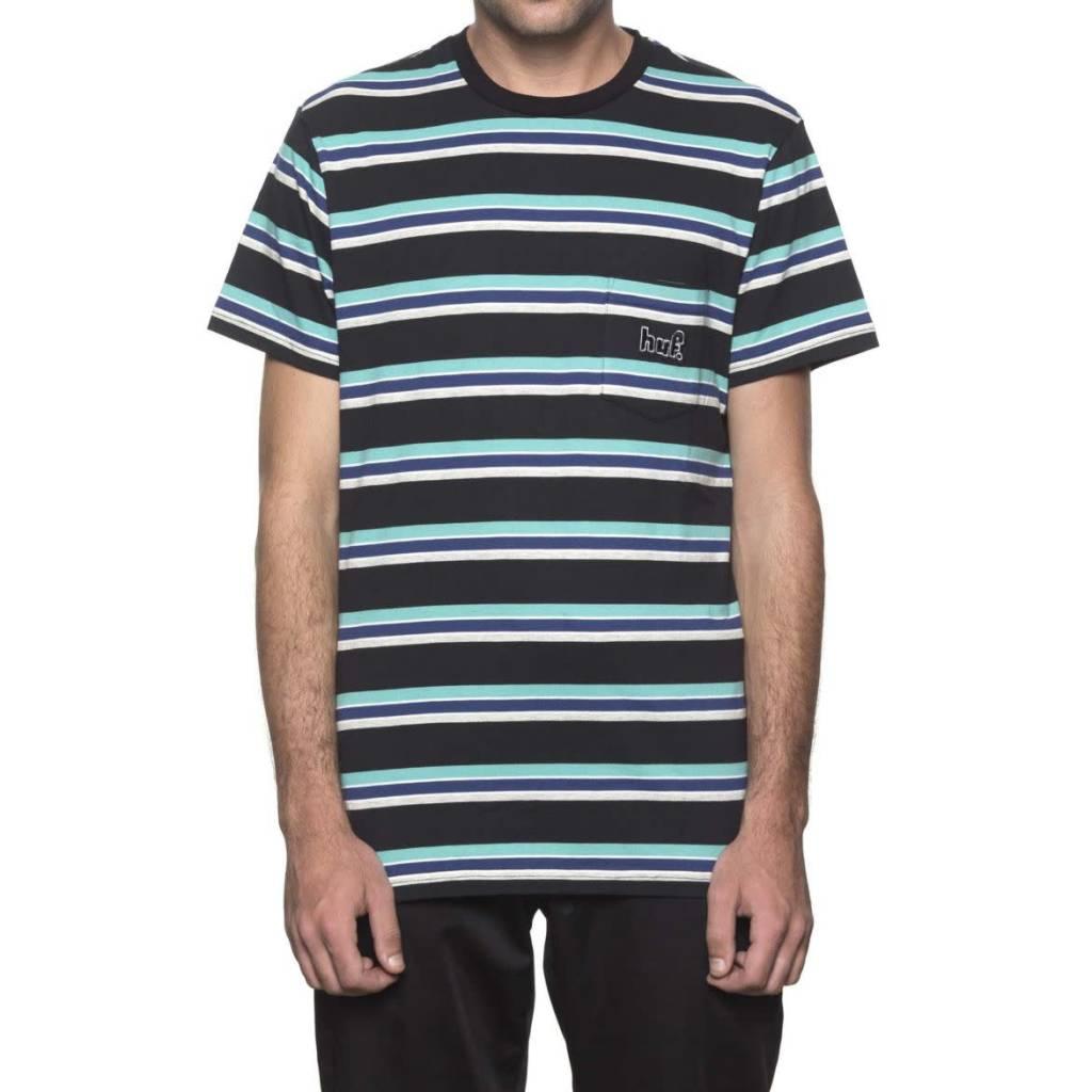 HUF 1993 Stripe Knit Black