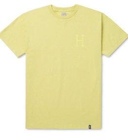 HUF Over Dye Classic H Yellow