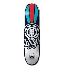 "Element Skateboards Nyjah Script Twig 7.6"""