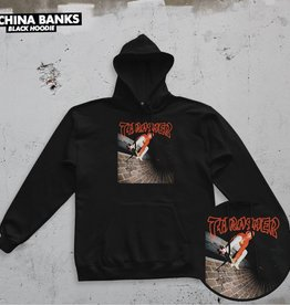 Thrasher Mag. China Banks Hood Black