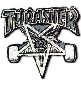 Thrasher Mag. Goat Lapel Pin