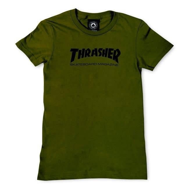 Thrasher Mag. Skate Mag S/S